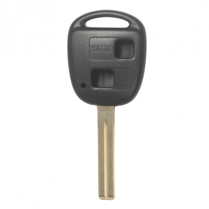 Remote Key Shell 2 Button without Logo TOY48(Long) For Lexus 5pcs/lot