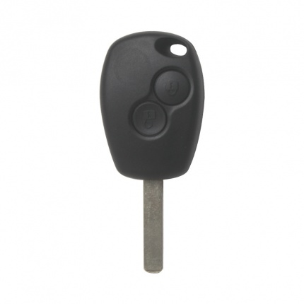 2 Button Remote Key Shell for Renault 10pcs/lot