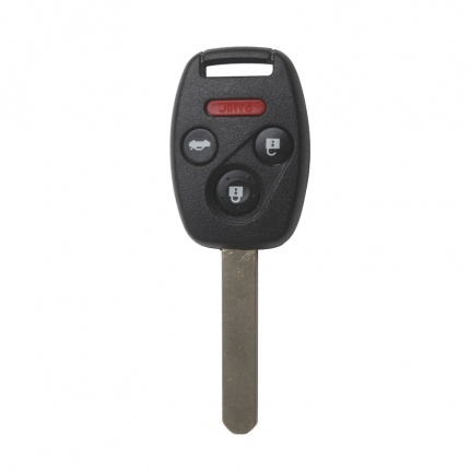 2005-2007 Remote Key 3+1 Button and Chip Separate ID:48(433MHZ) for Honda