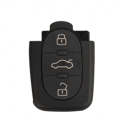 3B 4DO 837 231 N 433.92Mhz Key For AUDI In Europe South America