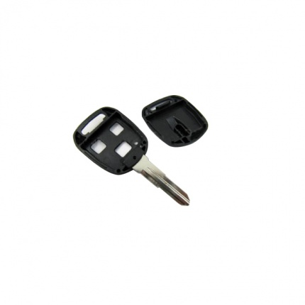 Remote Key Shell 3 Button for Suzuki 5pcs/lot