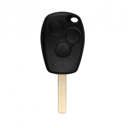 3 Button Remote Control Key 433MHZ 7947 Chip For Renault