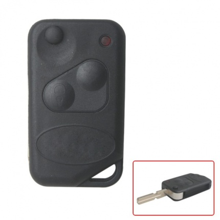 Old Landrover Remote Key Shell 2 Button 5pcs/lot