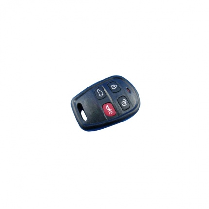 Remote Shell 4 Button For Kia 5pcs/lot