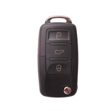 Ford Remote 4 Button Key Shell