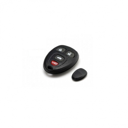 4 Button 315MHZ Remote Key for GMC