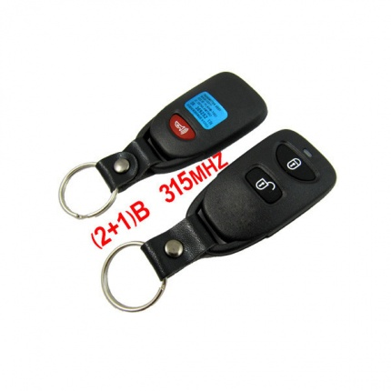 Fe (2+1) Remote Key 315MHZ for Hyundai Santa