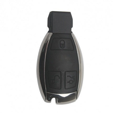 2010 Smart Key Shell 3 Button (With Board Plastic) for Benz