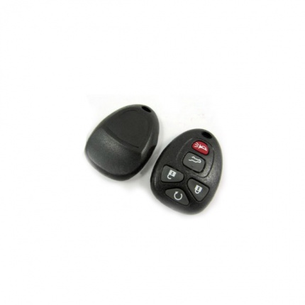 5 Button 315MHZ Remote Key for GMC
