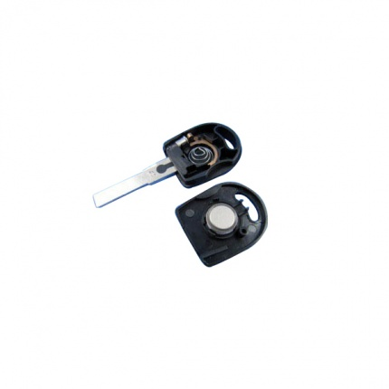 Key Shell with Light for Skoda 5pcs/lot
