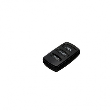 Remote 3 Button Shell for Mitsubishi 10pcs/lot