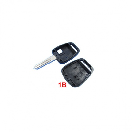 Blue Bird Remote Key Shell 1 Button For Nissan 10pcs/lot