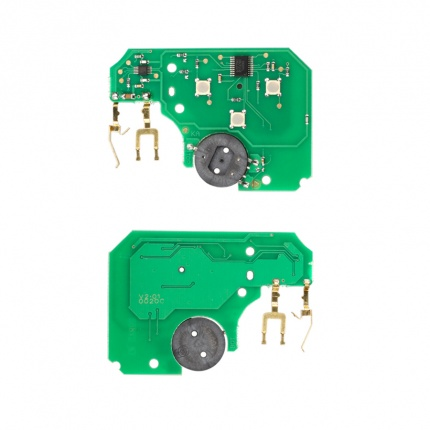 Remote Board 3 Buttons 433 MHZ For Renault Megane