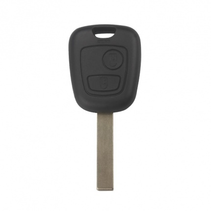 Remote Key 2 Button 434MHZ HU83 2B( with Groove) for Citroen