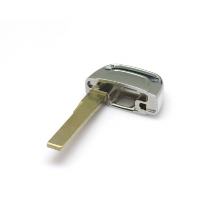 Remote Emergency Key HU66(Without groove , Without logo) for Audi A6L A8L Smart 5pcs/lot