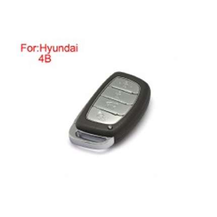 Remote Key Shell 4 Buttons for Hyundai VERNA