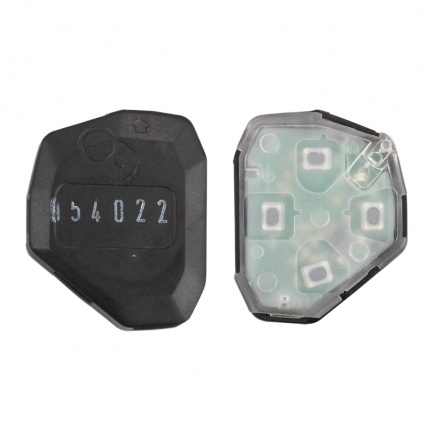 Remote Key 4B 433MHZ Zone Code Malaysia TOY031 For Toyota