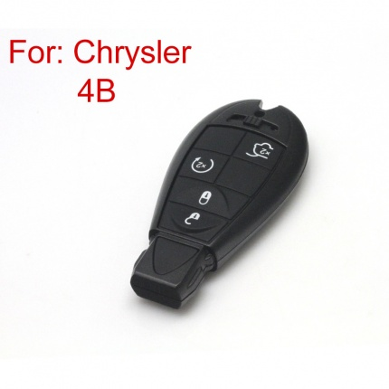 Smart Key Shell 4 Button New Version for Chrysler