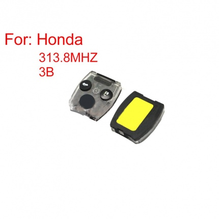 Remote 3-Button 313.8MZH for Honda Civic