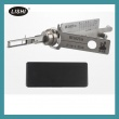 Newest LISHI HU162T (9) 2-in-1 Auto Pick and Decoder for VW