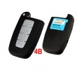 4 Button Remote Smart Key for Hyundai I30