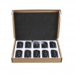 10pcs XHORSE Audi A6L Q7 Type Universal Remote Key 3 Buttons For VVDI2 Mini Remote Programmer