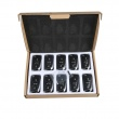 10pcs XHORSE VVDI2 DS Type Wireless Universal Remote Key 3 Buttons