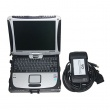V155 JLR VCI Jaguar and Land Rover Diagnostic Tool with Panasonic CF19 Touchscreen Laptop