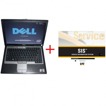 Caterpillar SIS 2017 CAT SIS 2017 With Laptop Ready To Use