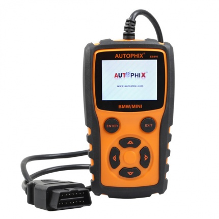 AUTOPHIX ES910 Car OBD Diagnostic Tool for BMW MINI Rolls-Royce Engine ABS Airbag Gearbox  With Special function