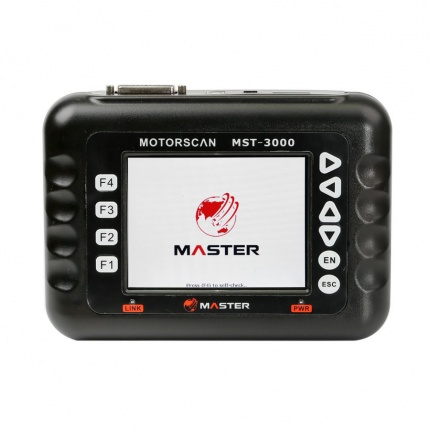 2017 Master MST-3000 European Version Universal Motorcycle Scanner Fault Code Scanner for Motorcycle