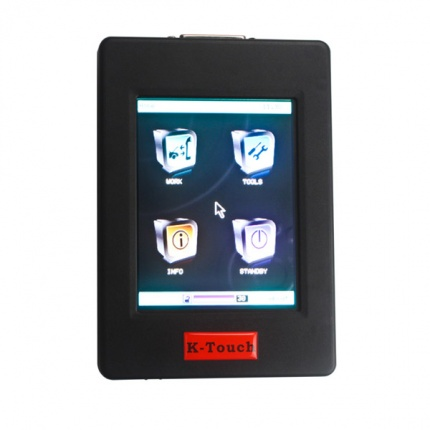 New Genius Flash Point OBDII/BOOT Protocols K-Touch ECU Hand-Held Chip Tuning Tool New Update of KESS V2