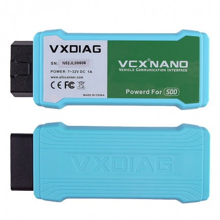 AVXDIAG SuperDeals VXDIAG VCX NANO for Land Rover and Jaguar Software SDD V154