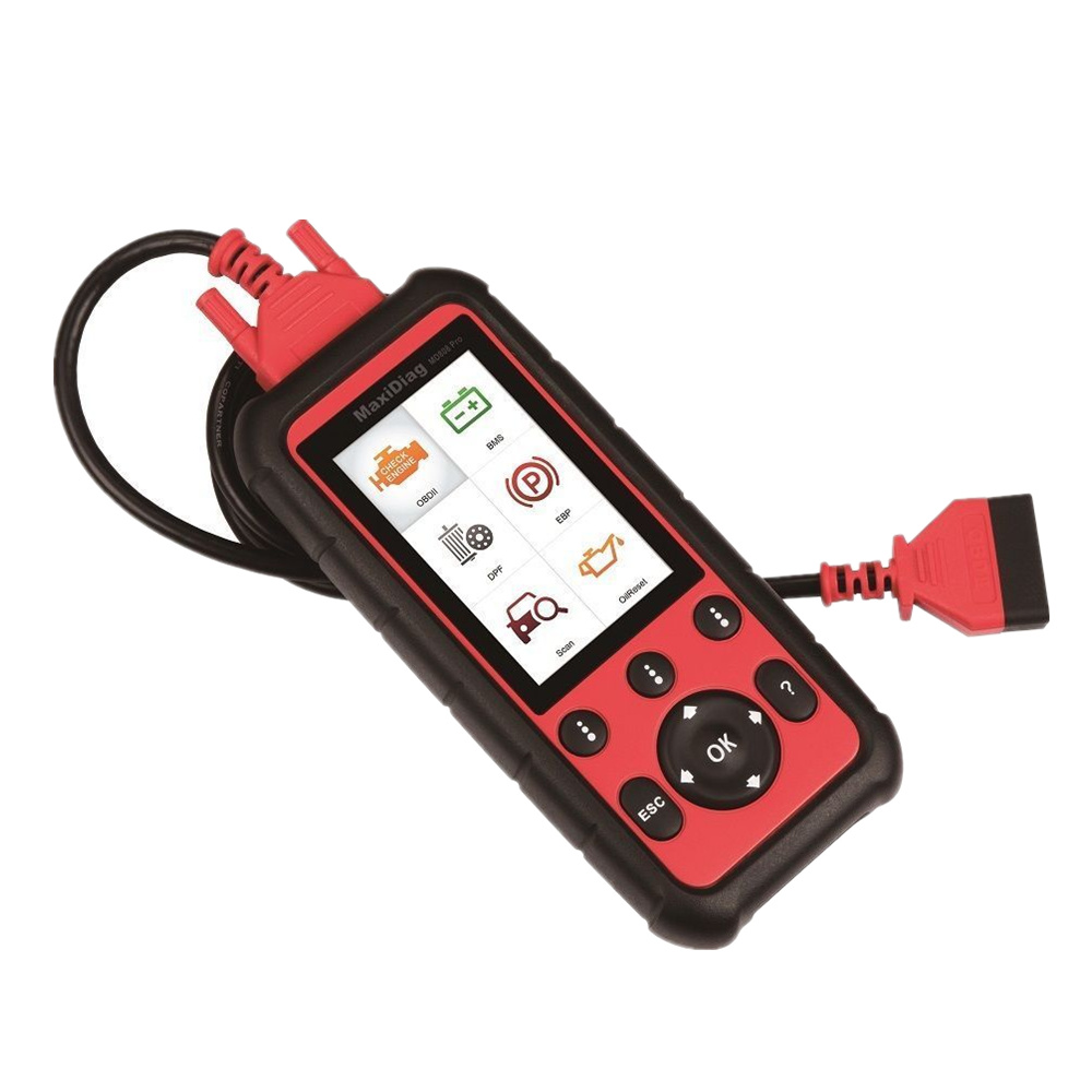 us autel maxidiag md808 pro diagnostic tool full. Black Bedroom Furniture Sets. Home Design Ideas