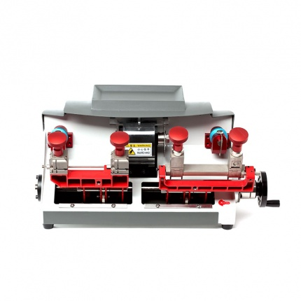 Jingji P2 Double-headed Flat Key Cutting Machine 220V
