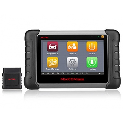 Autel Maxicheck MX808 TS MX808TS Gray All Systems Code Reader with Full TPMS Functionality
