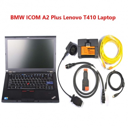 BMW ICOM A2+B+C With V2018.09 Engineers software Plus Lenovo T410 Laptop Ready to Use