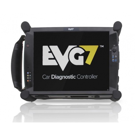 EVG7 HDD500GB/DDR4GB Diagnostic Controller Tablet PC For BMW iCOM A2 A3/ MB STAR C4 C5 /GM MDI