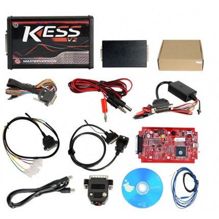 2017 Newest V2.23 KESS V2 V5.017 Manager ECU Tuning Kit Master Version No Token Limitation Best Quality