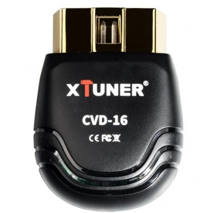 2018 New Released XTUNER CVD-16 V4.7 HD Diagnostic tool for Android