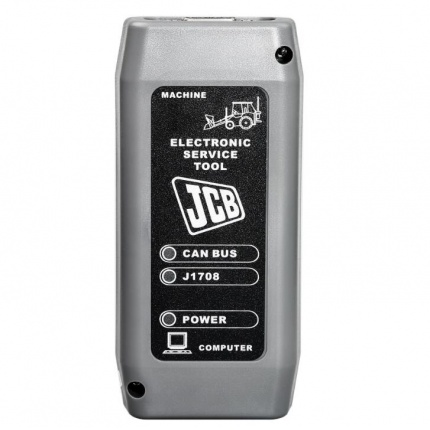 JCB Electronic Service Tool JLB SM4.1.45.3 Multi Language Diagnostic Interface
