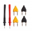 ICARSCANNER Multi Function Automotive Circuit Tester Lead Kit Contains 92 Pieces Of Essential Test Aids & Test Lead & El