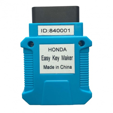 EasyKeyMaker Honda Key Programmer Supports All Keys Lost for Honda/Acura 1999 to2018