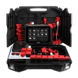 XTOOL PS90 PRO Car and Truck Diagnostic Tool With Odometer ADJUSTMENT and Car and Truck OBD2 Key programmer