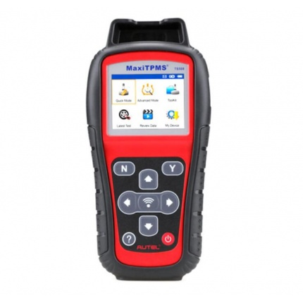 Autel TS508 TS508K TPMS Diagnostic Service Tool, Interchangeable valves with Press Design 315MHz 4 Pics 433MHz MX-Sensor
