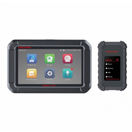 EUCLEIA TabScan S7D Auto Intelligent Dual-mode Diagnostic System auto scanner