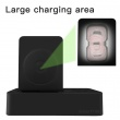 3-in-1 smart wireless charger support phone, ipad, laptops