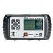 All-sun 25MHz 100MSa/s Digital 2in1 Handheld Portable Oscilloscope+Multimeter Single Channel Waveform USB LCD Backlight