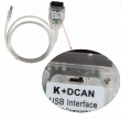 INPA K+DCAN for BMW With FT232RQ Chip with Switch