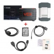 V2019.07 VXDIAG Multi Diagnostic Tool BENZ MB SD Connect C5 Plus BMW ICOM next 2 in 1 Scanner